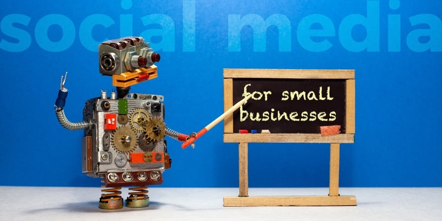 Social Media For Small Business - A Quick Strategy Guide - Visualab Design