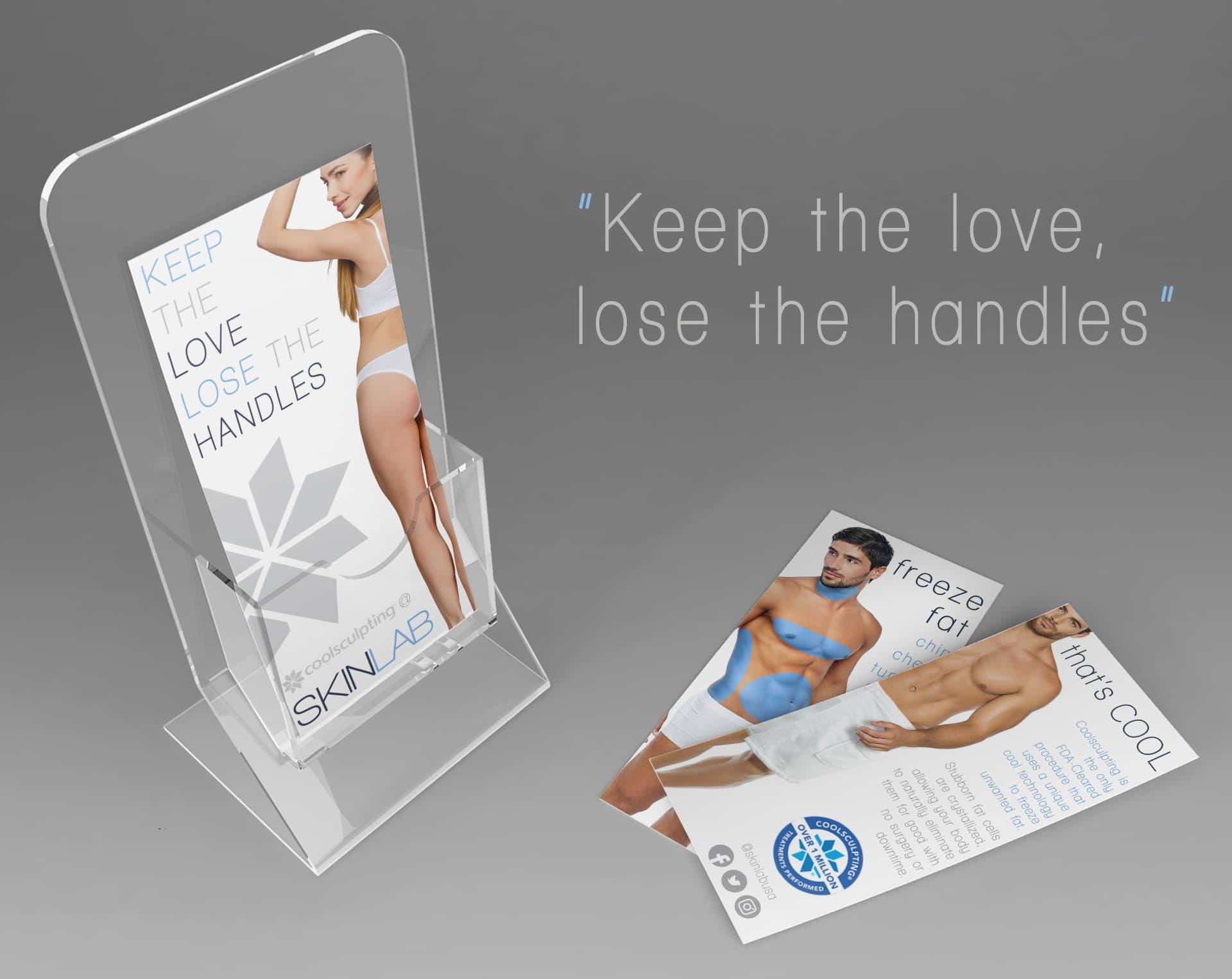 Graphic Design, Marketing Collateral Design, Marketing Copy