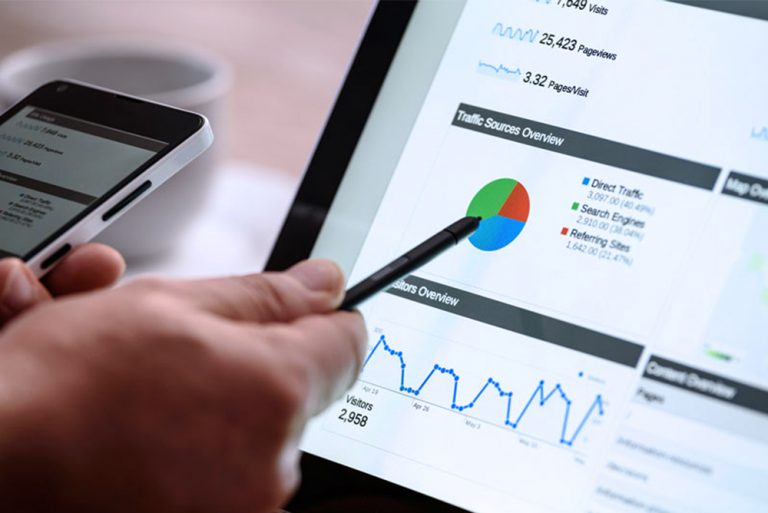 search engine optimization reports - visualab design