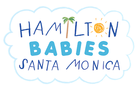 Hamilton Babies Santa Monica Logo