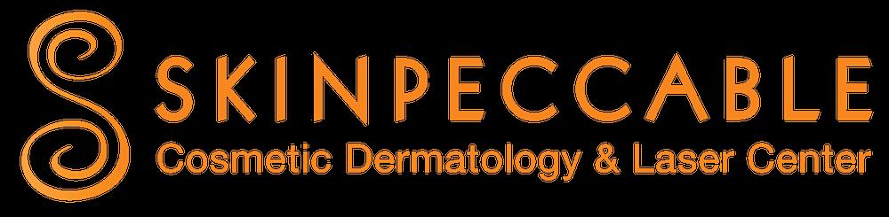 Skinpeccable logo design