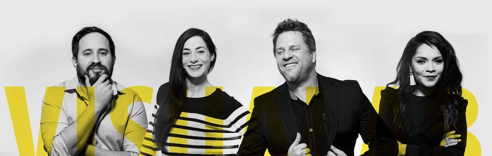 Visualab Design creative marketing agency team leaders
