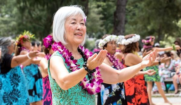 The Maui Miracle, Hawaiian cultural dances